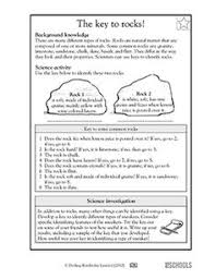 types of rocks quiz quizes types of and science worksheets