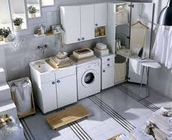 Storage Solutions For Small Laundry Rooms by Small Laundry Room Storage Solutions For Basement