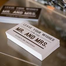 Wedding Wishes Shadow Box Bistro Bliss Wedding Sentiments Personalized Shadow Box Weddingstar