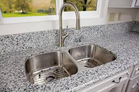 brushed nickel kitchen faucets brushed nickel kitchen faucet with stainless steel sink