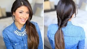 Frisuren Lange Haare Zusammengebunden by Schöne Frisuren Selber Machen 55 Tolle Ideen