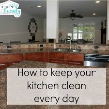 keep kitchen clean keeping your kitchen clean your modern family