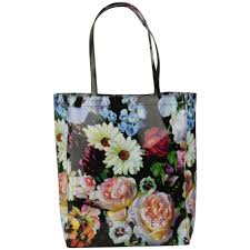 Painting Icon Ted Baker Oicon Oil Painting Icon Bag Black