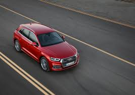 Audi Q5 New Design - meet audi u0027s lighter more aggressive second gen q5 66 images