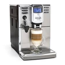 espresso maker gaggia anima deluxe super automatic espresso machine
