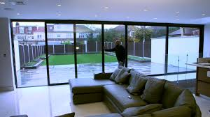 residential sliding glass doors large sliding glass doors on modern home decoration idea p23 with