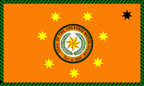 Flags Of All Nations Flag Of The Cherokee Nation Wikipedia