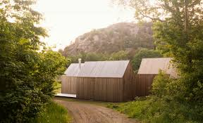 micro cabin micro cluster cabins reiulf ramstad arkitekter architecture lab