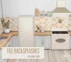 how to make a corner kitchen cabinet sims 4 roli cannoli cc findz corner kitchen backsplashes 22