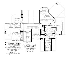 manor house plans innes manor house plan house plans by garrell associates inc