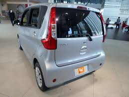 nissan van 12 passenger file the rearview of nissan dayz x enchante passenger seat