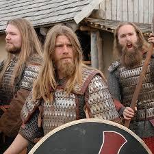 viking anglo saxon hairstyles real viking men had long hair and beards since free men take