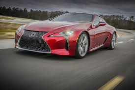 lexus ads lexus lc 500 lets loose sweet sounding v 8 in new ad motor trend
