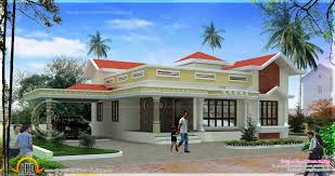 single floor small house design home kerala plans