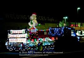 charlie brown christmas lights a charlie brown christmas parade in holbrook arizona beautiful