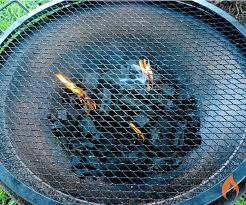Grill For Fire Pit by How To Grill On A Fire Pit