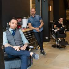 the club barbering the richmond barber shop