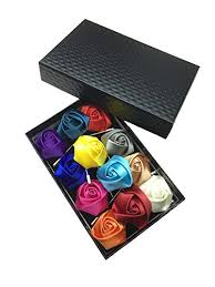 Boutonniere Prices Unibuy Men U0027s Lapel Pin Set With Handmade Flower Boutonniere For