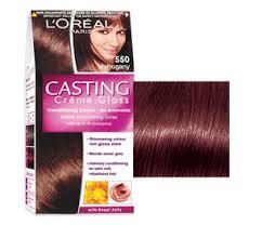 mahogany hair color chart l oreal red hair dye face off sls2015
