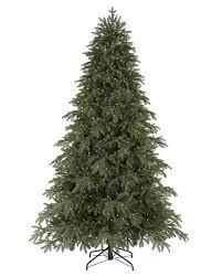 small artificial christmas trees ne wall