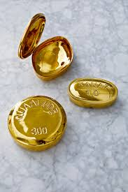 jonathan adler brass pill boxes available in xanax quaalude and