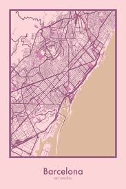 Spain Map Cities by Best 20 Barcelona City Map Ideas On Pinterest Barcelona Spain