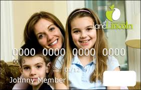 customized debit cards design your own customized debit card land of lincoln credit union