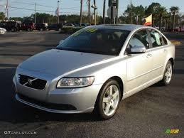 2008 silver metallic volvo s40 2 4i 2812770 gtcarlot com car