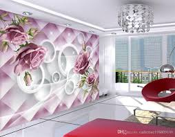new custom 3d beautiful hand painted purple rose 3d tv wall mural new custom 3d beautiful hand painted purple rose 3d tv wall mural 3d wallpaper hollywood wallpapers home wallpaper from catherine198809100 16 59 dhgate