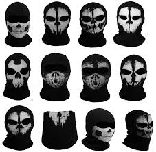 buy call of duty ghost mask call of duty 10 cod ghosts logan balaclava ski skull hood full