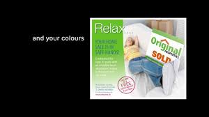estate agents leaflets and flyers personalising a template