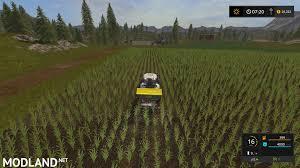 Weed Map Colorado by Goldcrest Valley Colorado V1 Mod Farming Simulator 17