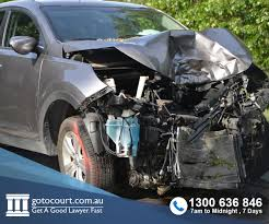 charges following a car accident in south australia