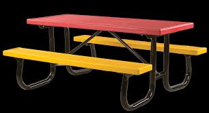 Picnic Benches For Schools Outdoor Benches Simple Outdoor Com