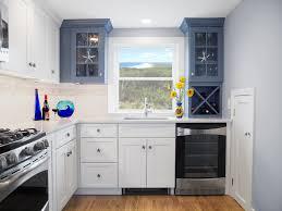 Kitchen Cabinet Depth Standard Kitchen Cabinet Depth Kitchen Beach With Blue Cabinets
