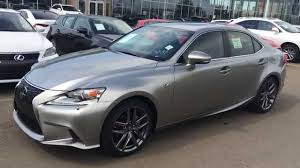 lexus is 250c 2015 lexus is 250 awd f sport review youtube