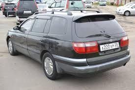 toyota caldina 2 0 1995 auto images and specification