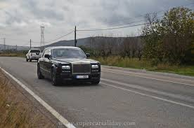 2018 rolls royce phantom spy shots supercars all day exotic
