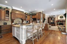 Kitchen With Islands Designs Custom Kitchen Islands With Seating Awesome 64 Deluxe Custom