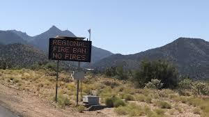 Wildfire Kingman Az by County Wide Fire Ban In Mohave Kingman Daily Miner Kingman Az