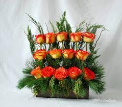 paradise floral studio christmas floral arrangements