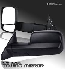 dodge ram 2500 tow mirrors dodge ram 2500 2010 2012 towing mirrors manual a101b0d3221