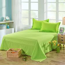 bed sheet quality high quality solid color cotton 1 piece bed sheet ebusiness deal