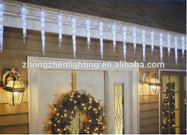 Outdoor Icicle Lights Time Bright Outdoor Melting