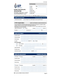 2017 forms for police fillable printable pdf u0026 forms handypdf