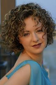 short curly hairstyles for women over 50 naturally curly hair