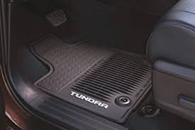 floor mats for toyota amazon com genuine toyota all weather floor mats for the 2014