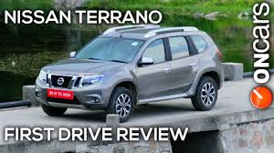 nissan terrano vs renault duster 2013 nissan terrano 110 ps diesel first drive review by oncars