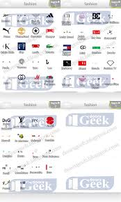 label fashion designer house logos quiz home design and style