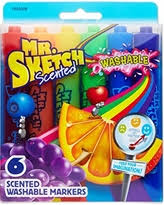holiday savings on sanford mr sketch scented washable marker set